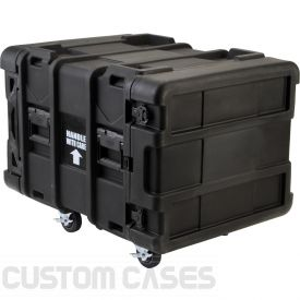 "SKB 24"" Deep 8u Roto Shock Rack (610 x 483 x 356 mm)"