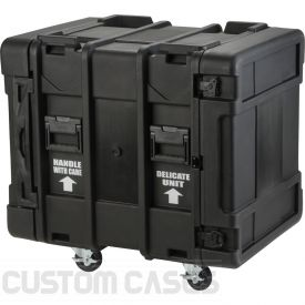 "SKB 24"" Deep 12u Roto Shock Rack (610 x 483 x 533 mm)"