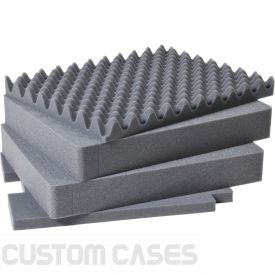 Peli 1561 Foam Set for Peli 1560 Case