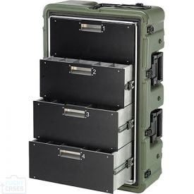 Peli MC4100 Medchest 4 Drawer for Emergency Response Supplies