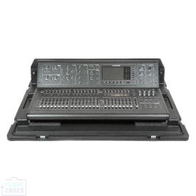 SKB Roto-molded Midas M32 Mixer Case with Wheels (851 x 775 mm)