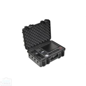 SKB iSeries Waterproof Case With Shure SLX/ULX Custom Interior (432 x 292 x152 mm)