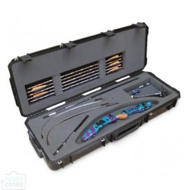 SKB ISERIES 4214 RECURVE BOW CASE