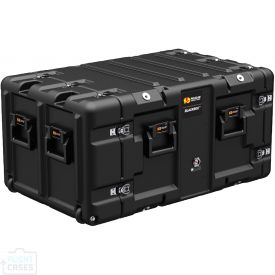 "BLACKBOX-7U - 24"" Deep Static Shock Rack"