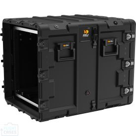 "SUPER-V-SERIES 11U - 24"" - 601 mm Deep Static Shock Rack"