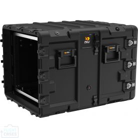 "SUPER-V-SERIES 9U - 24"" - 601 mm Deep Static Shock Rack"