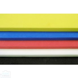 Plastazote Self-adhesive LD 45, 5 mm Yellow (2.000x1.000x5mm)