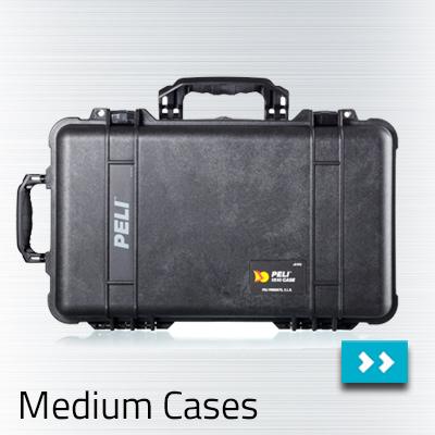Peli Medium Cases