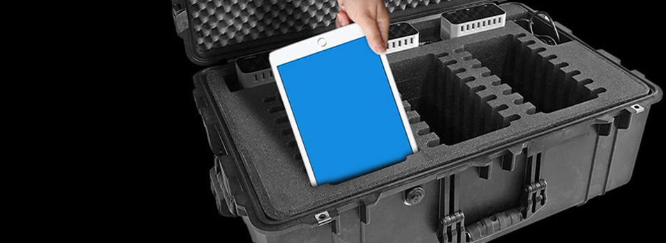 Charging Cases for iPads & Tablets