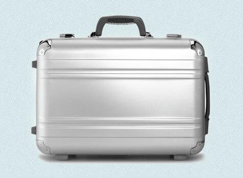 Aluminium Väskor