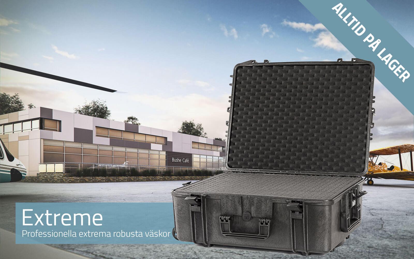 Extreme Cases - 13 storlekar - attraktivt pris