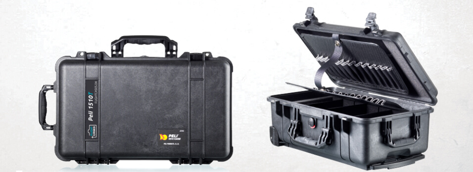 Peli Weapon Cases