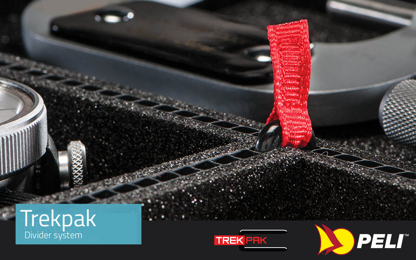 TrekPak Peli Cases