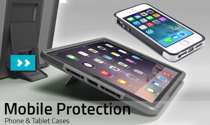 Mobile protection, iPhone, Tablet & iPad