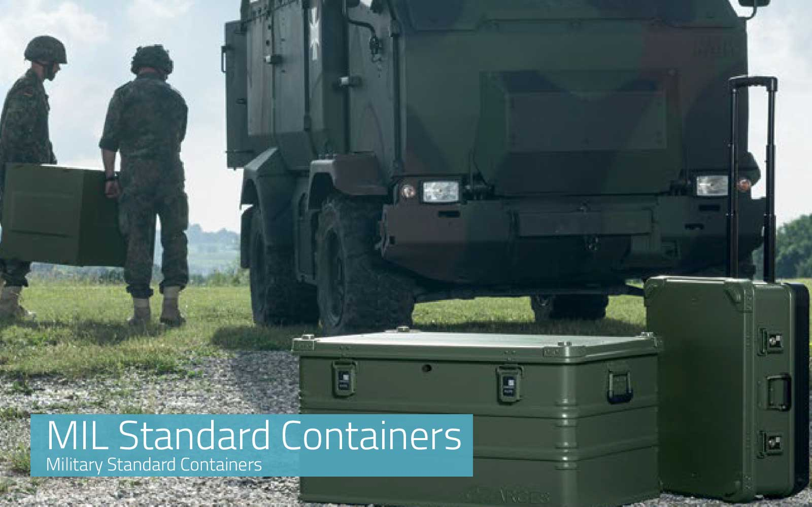 Military Containers