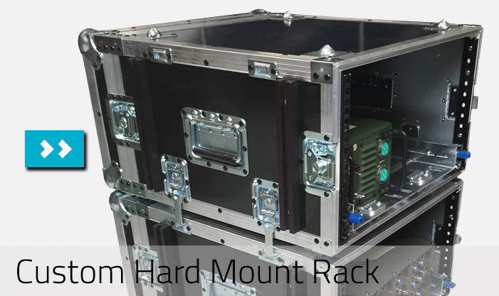 Flightcase-rack