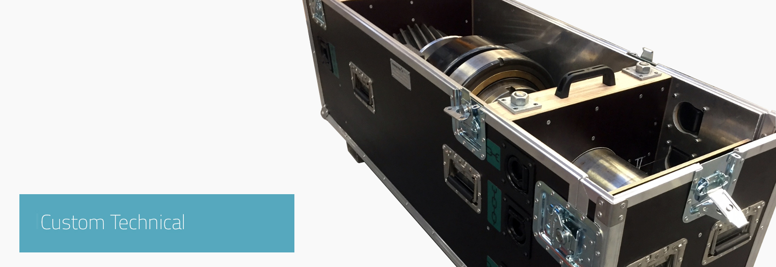 Flightcases International A/S - Flightcases