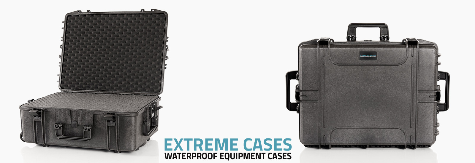 EXTREME Cases - Waterproof Equipment Cases