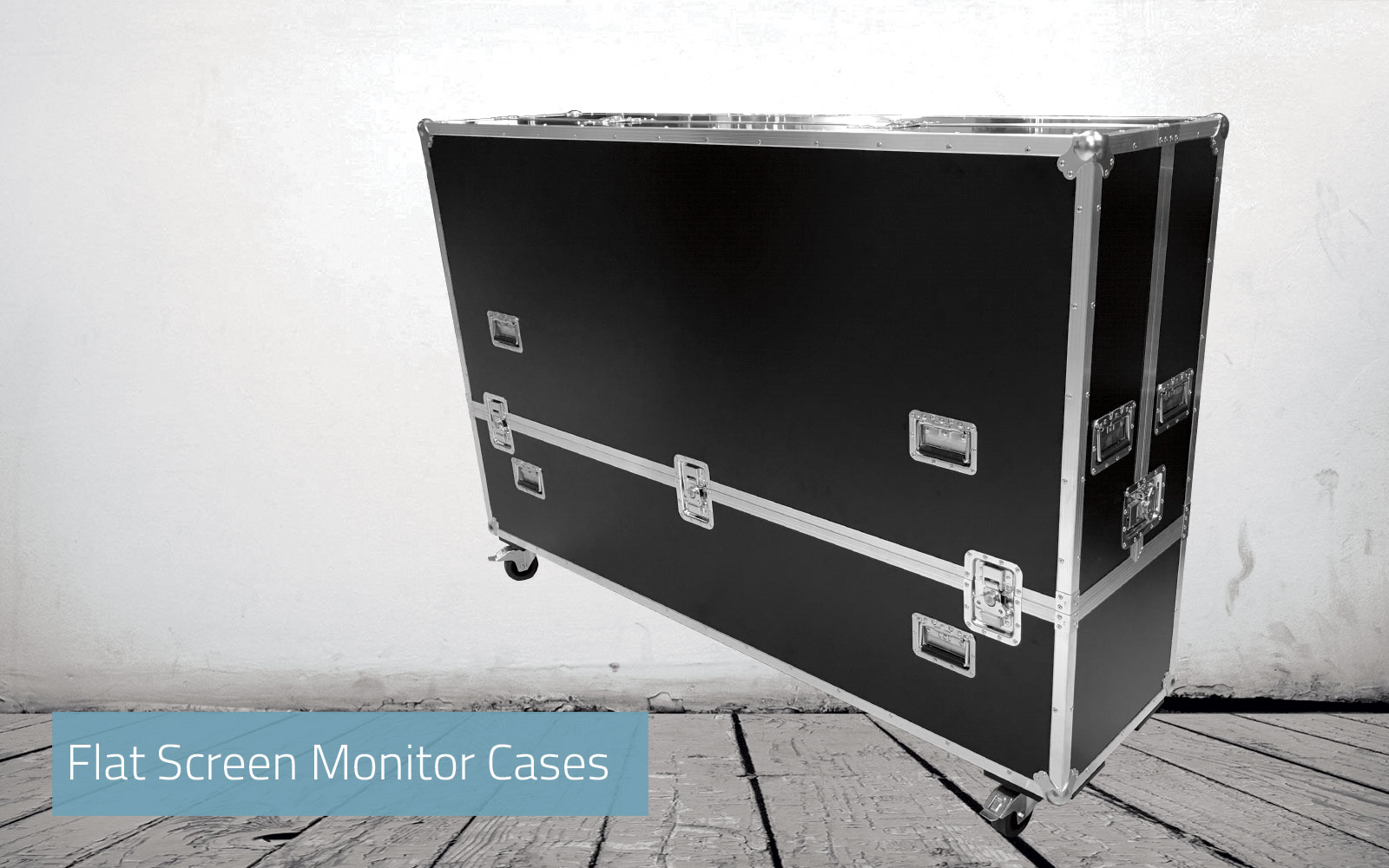 Flat Screen Monitor Cases