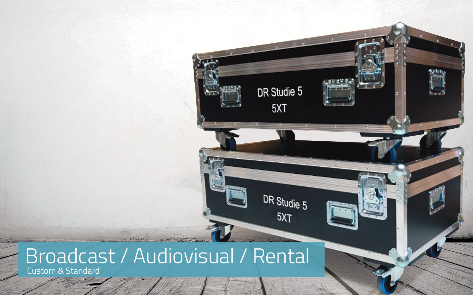 Cases for Broadcast
